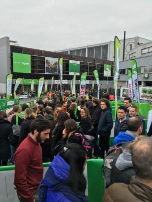 Paris Marathon Expo